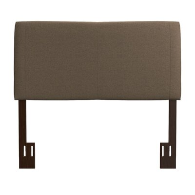 Kerley Upholstered Panel Headboard Size: King