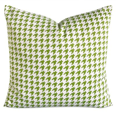 Jantzen Houndstooth Decorative Pillow Cover