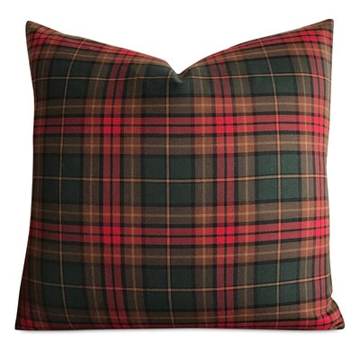 Tarpley Classic Decorative Cotton Blend Pillow Cover