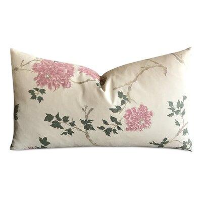Jara Vintage Floral Decorative Pillow Cover