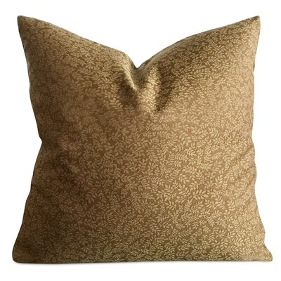 Cervantez Olive Leaf Decorative Pillow Cover