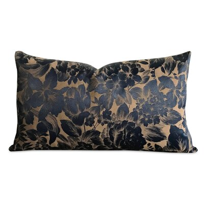 Jantz Floral Luxury Woven Decorative Pillow Cover