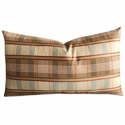 Tarbell Plaid Luxury Woven Decorative Pillow Cover