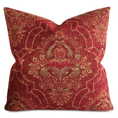 Ruck Damask Jacquard Luxury Woven Decorative Pillow Cover