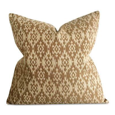 Beck Southwestern Luxury Woven Decorative Pillow Cover