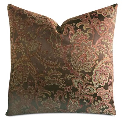 Chabot Floral Jacquard Luxury Woven Decorative Pillow Cover