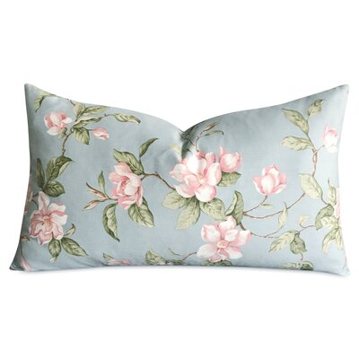 Jarrard English Country Floral Dogwood Luxury Decorative Pillow Cover