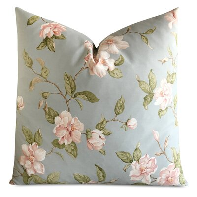 Jarrard Floral Luxury Decorative Pillow Cover