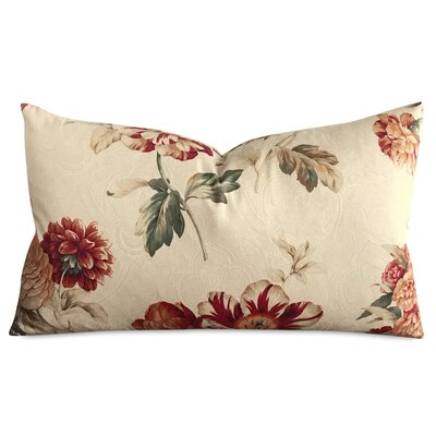 Jaworski Elegant Floral Luxury Decorative Pillow Cover