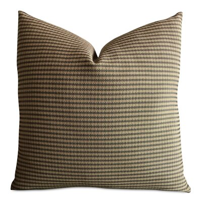 Farina Woven Striped Decorative Pillow Cover