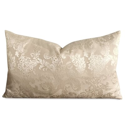 Moshier Jacquard Luxury Woven Decorative Silk Pillow Cover