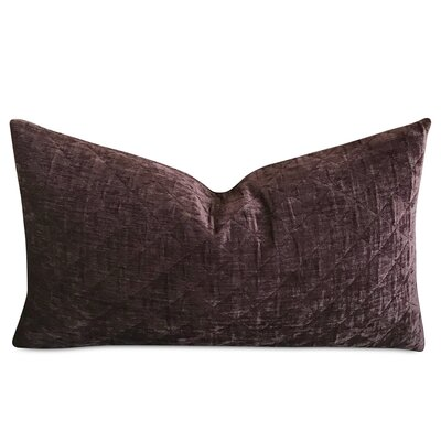 Harrod Pleated Decorative Velvet Pillow Cover