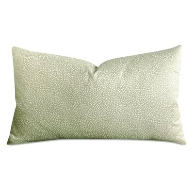 East Harptree Mint Small Print Decorative Pillow Cover