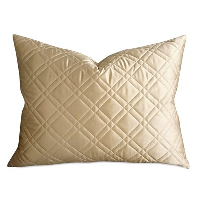 Mosquera Silk Quilted Luxury Sham