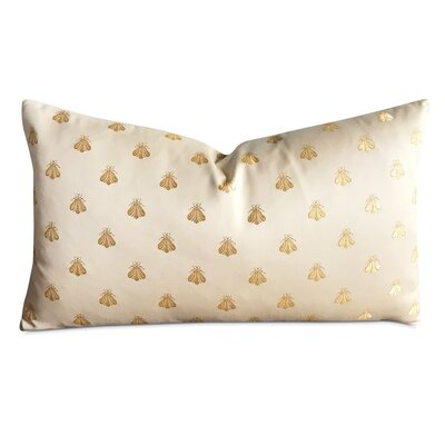 Jaydin Bumble Bee Luxury Woven Decorative Pillow Cover