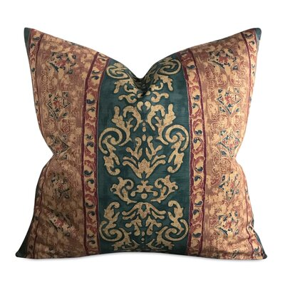 Rucks Paisley Decorative Pillow Cover