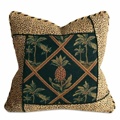 Connerton Vintage Pineapple Tapestry Pillow Cover