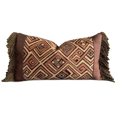 Beckles African Safari Geometric Pillow Cover