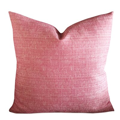 Croley Stitched Decorative Pillow Cover