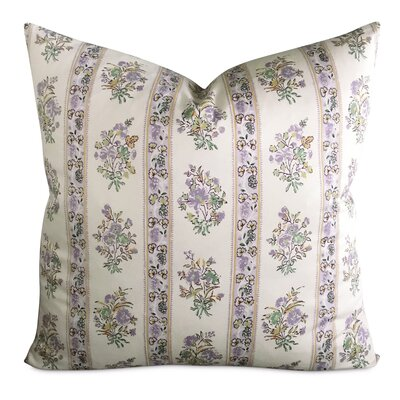 Tyrese Floral Luxury Decorative Pillow Cover