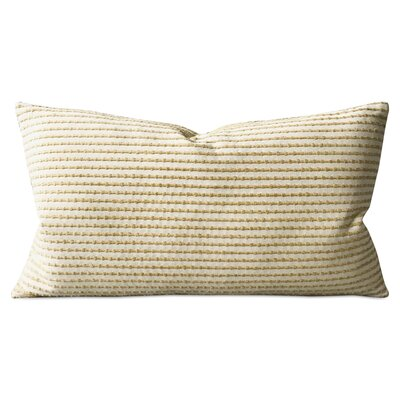 Hambledon Textured Striped Luxury Decorative Pillow Cover