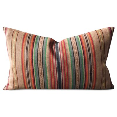 Bedgood Colorful Boho Stripe Weave Luxury Decorative Pillow Cover