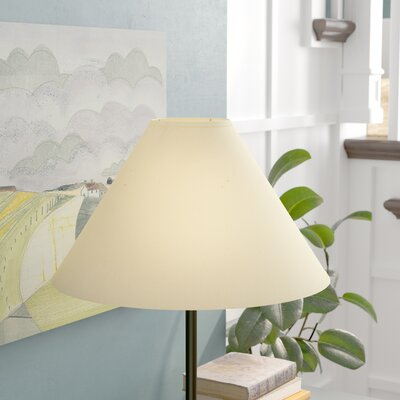 20 Linen Empire Lamp Shade Color: Champagne