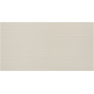 Koch Rectangle Laminate Table Top Color: Whitewash