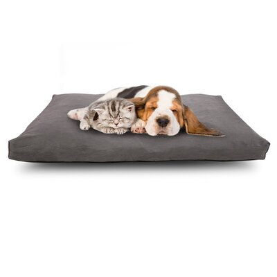 Cr Sleep Pet Bed Memory Foam Pillow with Waterproof Design Size: Small (22 W x 16 D x 2 H)