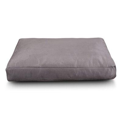 Cr Sleep Pet Bed Memory Foam Pillow with Waterproof Design Size: Medium (34 W x 22 D x 2 H)