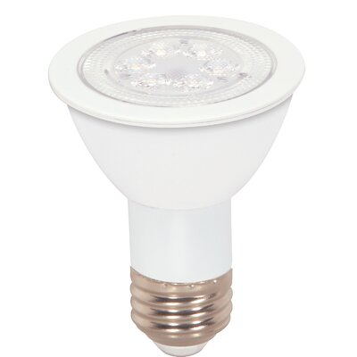 30W Equivalent Amber E26 LED Spotlight Light Bulb