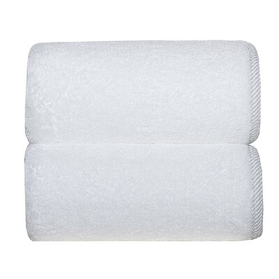 Josselyn Bath Sheet Color: Silver