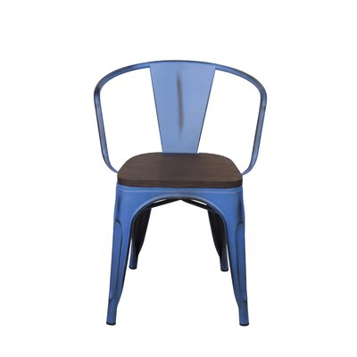 Hensel Solid Wood Dining Chair
