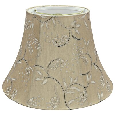 Traditional Spider 13 Linen Bell Lamp Shade