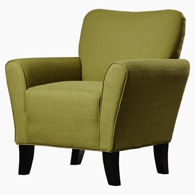 Mount Barker Armchair Upholstery: Green