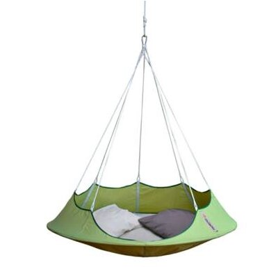 """Lullio Swing Chair Size: 4.9"""" H X 5.9"""" W X 5.9"""" D, Color: Green"""