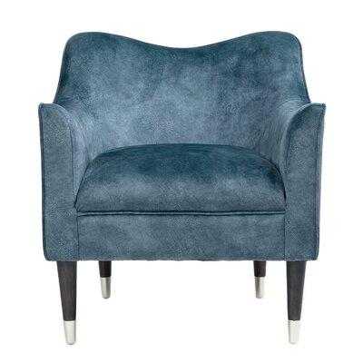 Hodapp Armchair Upholstery: Blue