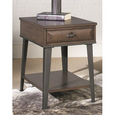 Acker Rectangular End Table