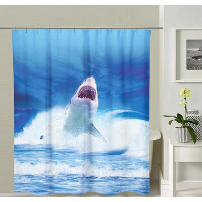Boothe Shower Curtain