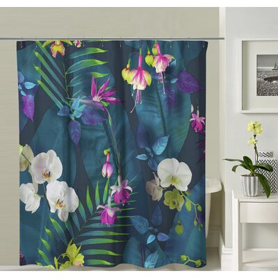 Cardiff Shower Curtain