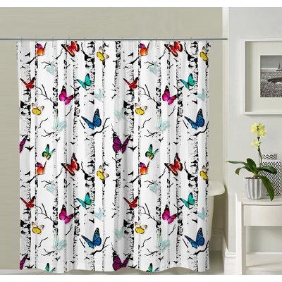 Borchers Shower Curtain