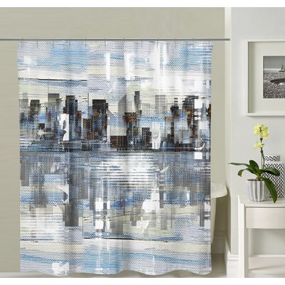Halbert Shower Curtain