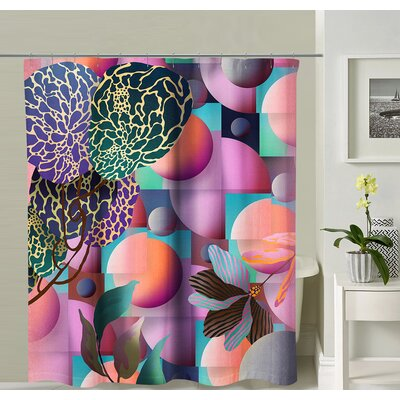 Botelho Shower Curtain