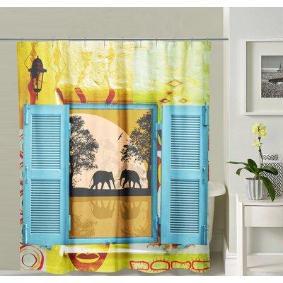 Botkin Shower Curtain