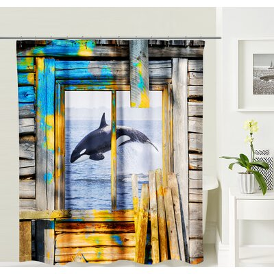 Botsford Shower Curtain