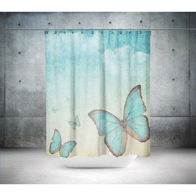 Bouffard Shower Curtain