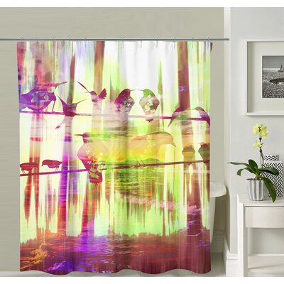 Boughton Shower Curtain