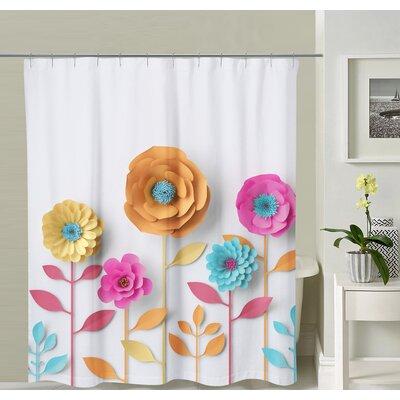 Bolanos Shower Curtain