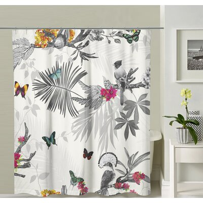 Bookout Shower Curtain