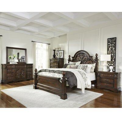 Corene Panel Configurable Bedroom Set